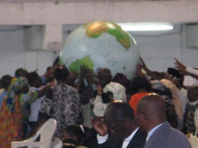 Global Prayer in Nigeria