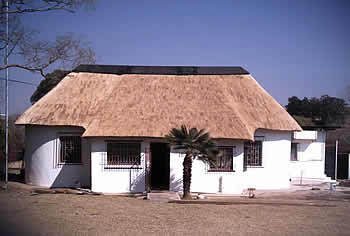 Machadodorp cottage