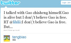 Teng Biao Twitter - screenshot