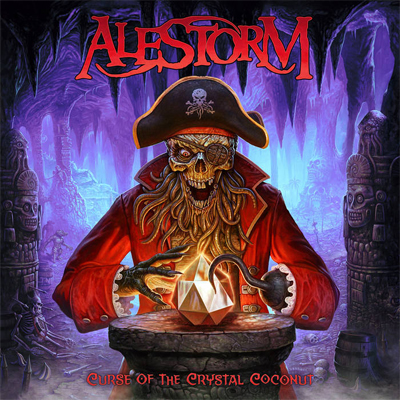 FAlestorm - Curse of the Crystal Coconut