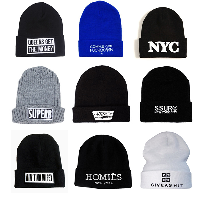 It's beanie-season!