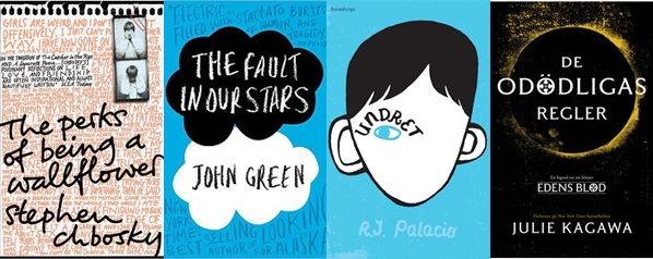 a comparison of john greens the fault in our stars and steven chboskys the perks of being a wallflow Written by john green, narrated by dan john miller download  the fault in  our stars audiobook cover art  the perks of being a wallflower audiobook  cover art  by: stephen chbosky narrated by: noah galvin length: 6 hrs and  18 mins unabridged  what other book might you compare paper towns to and  why.