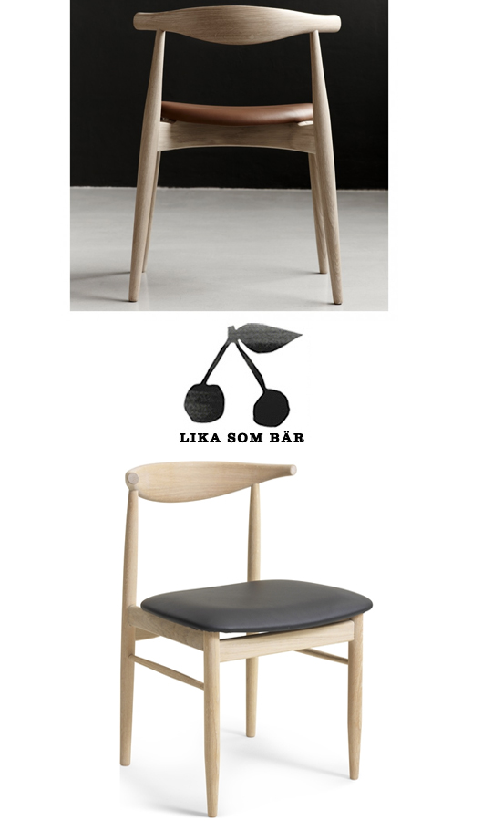 Lookalikes: CH20 Elbow chair