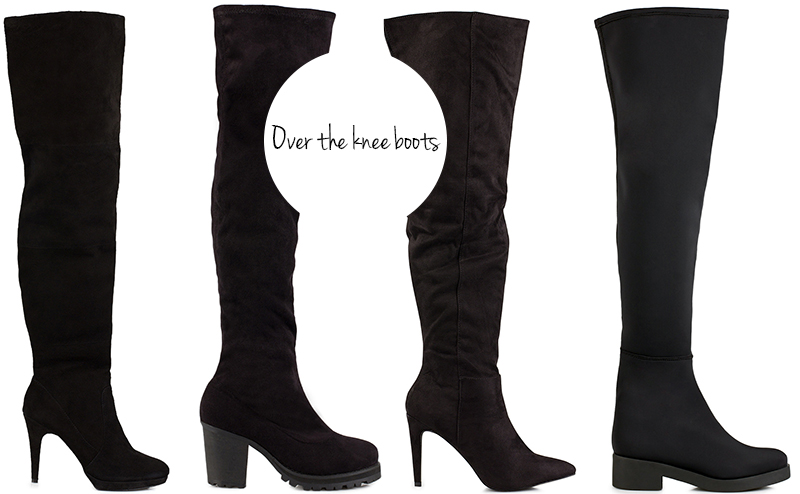 ANNAWII ♥ OVER THE KNEE BOOTS