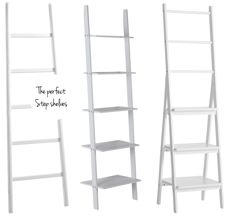 hyllor rusta ~ annawii ♥  step shelves