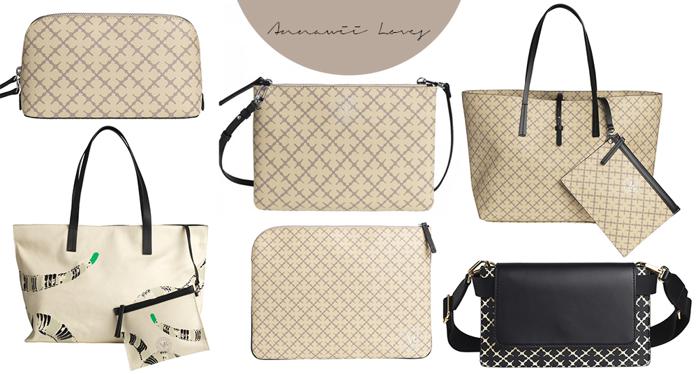 ANNAWII ♥ BY MALENE BIRGER SS18 BAGS