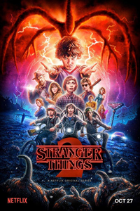 STRANGER THINGS SÄSONG 2