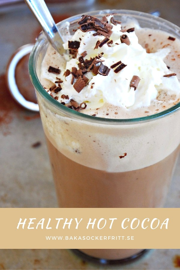 Hot cocoa low carb - Varm choklad low carb