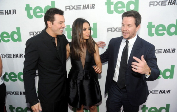 mila kunis and mark wahlberg films ted mila kunis and mark wahlberg ...