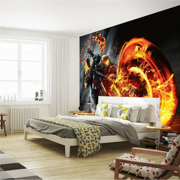 marvel tapet ghost rider
