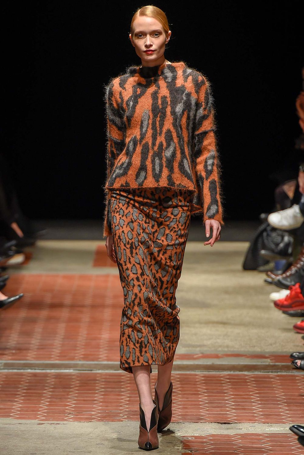 2015 Fall Winter 2016 Fashion Trends For Teens: By Malene Birger Fashion Show Fall 2015