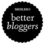 Medlem i Better Bloggers