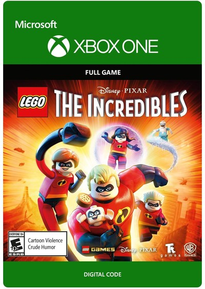 Free Lego The Incredibles Redeem Code Digital Game Download