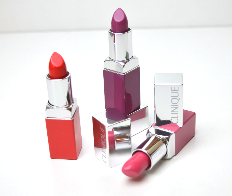 clinique pop lip colour + primer lipstick
