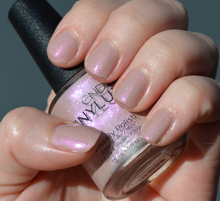 cnd vinylux fragrant freesia