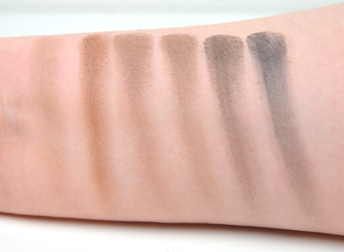 freedom makeup review swatches3