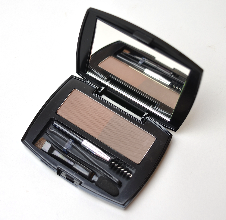 isadora rock and romance brow kit brown duo