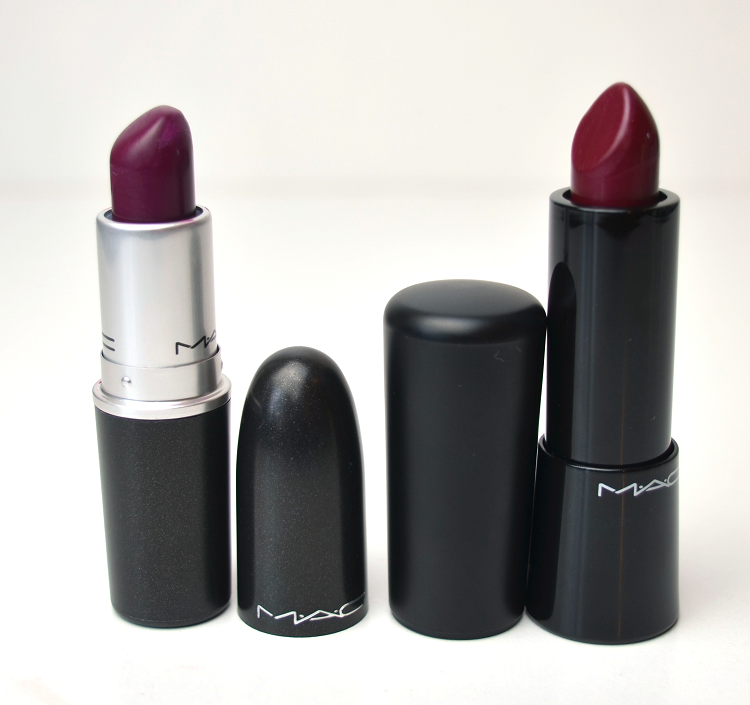 mac mineralize rich lipstick lush life rebel