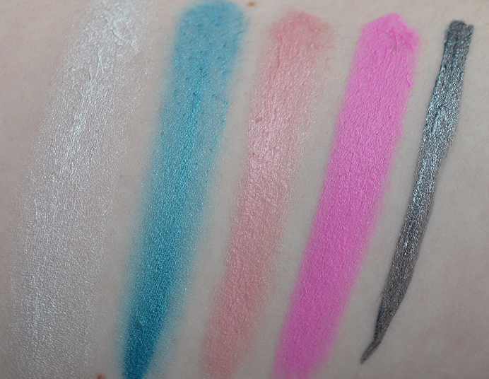maybelline be brilliant color tattoo lipstick swatches