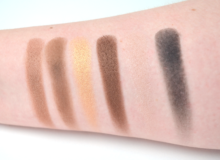 maybelline the nudes palette4