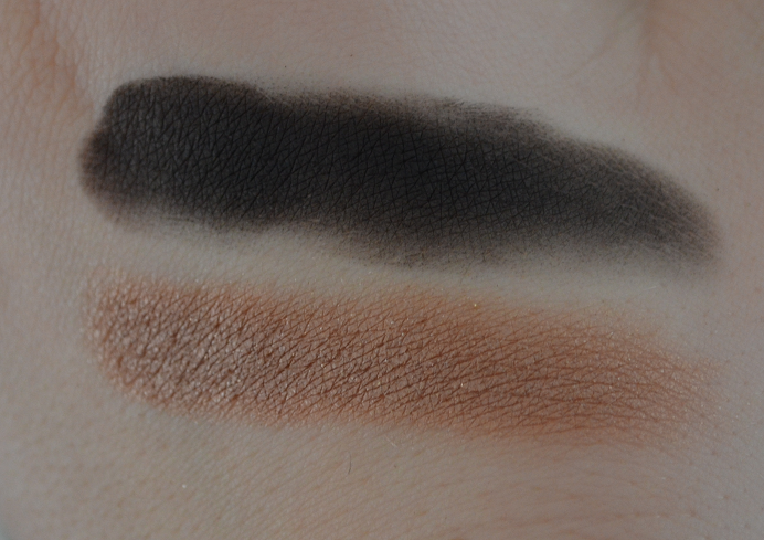 mufe artist shadows swatches