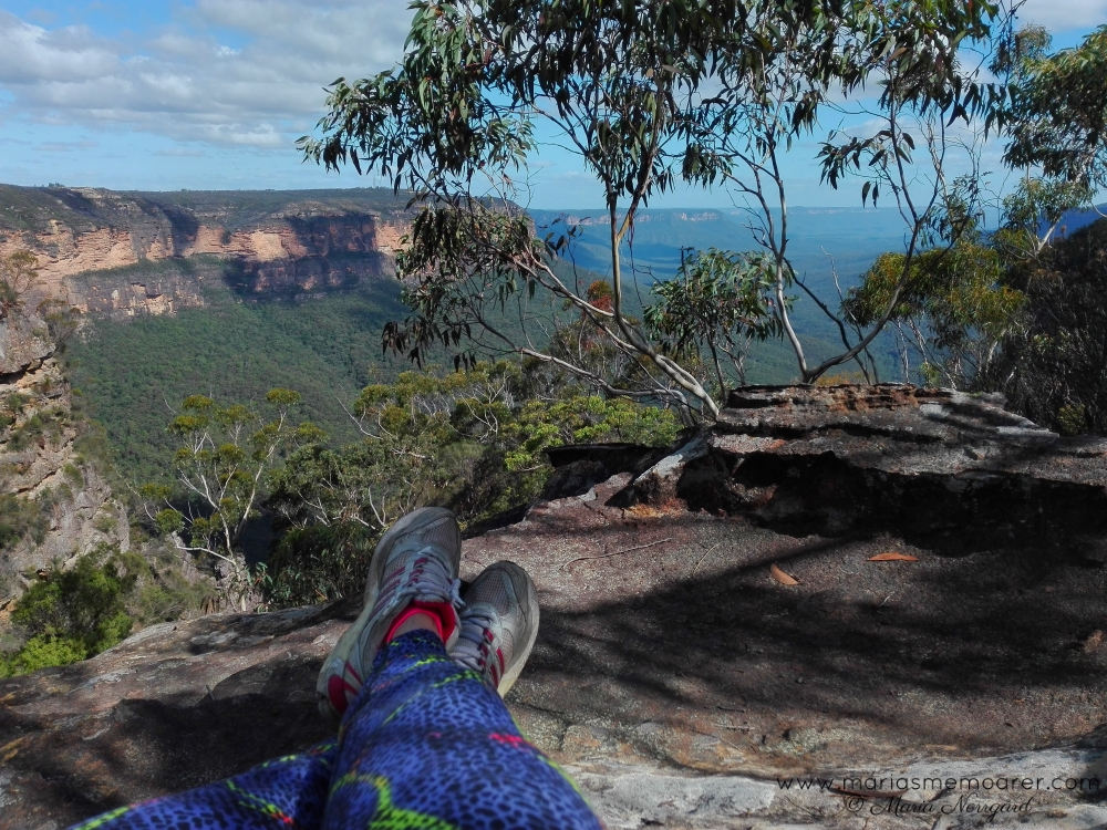 epic views of Australia - Blue Mountains, Sydney NSW / must see i Australien