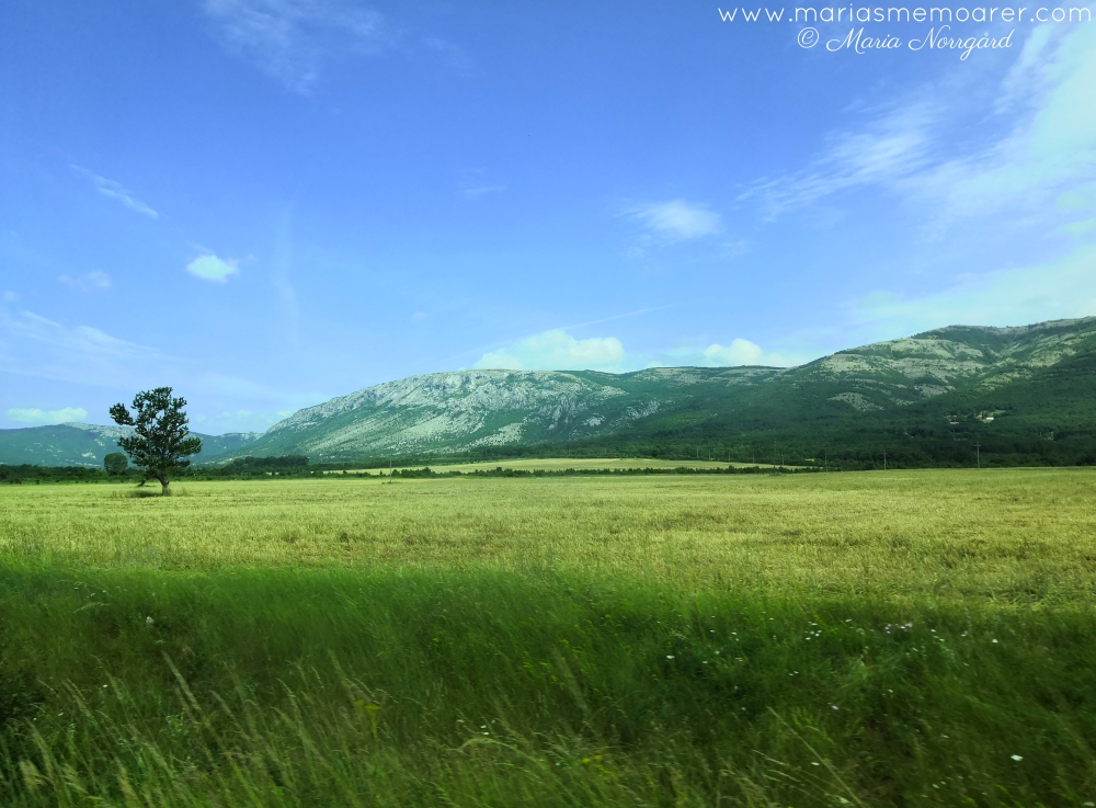 Bosnia and Herzegovina - countryside and landscapes