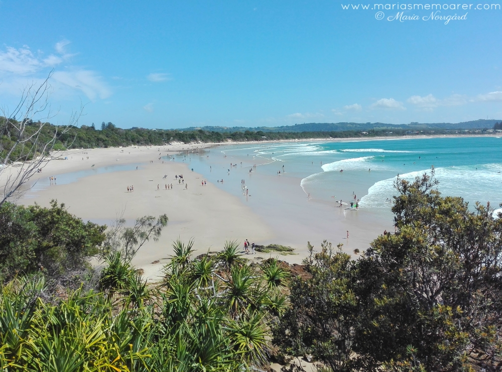 Byron Bay Beach, New South Wales, Australia