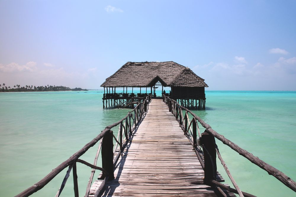 dream island destinations - Zanzibar