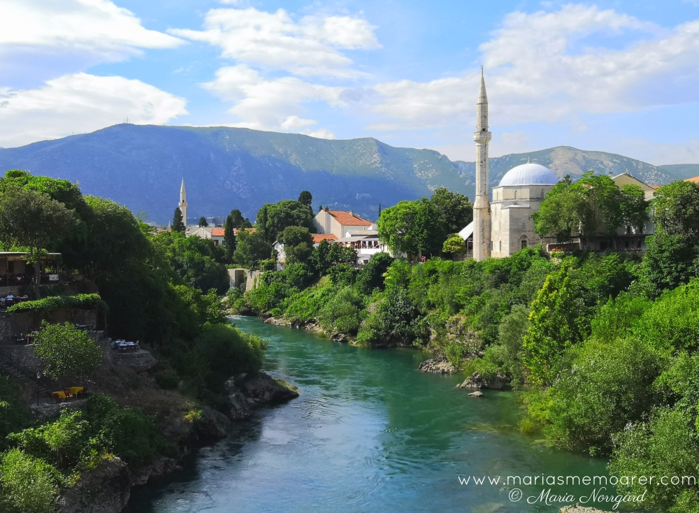 photo challenge religious buildings - mosque in Bosnia