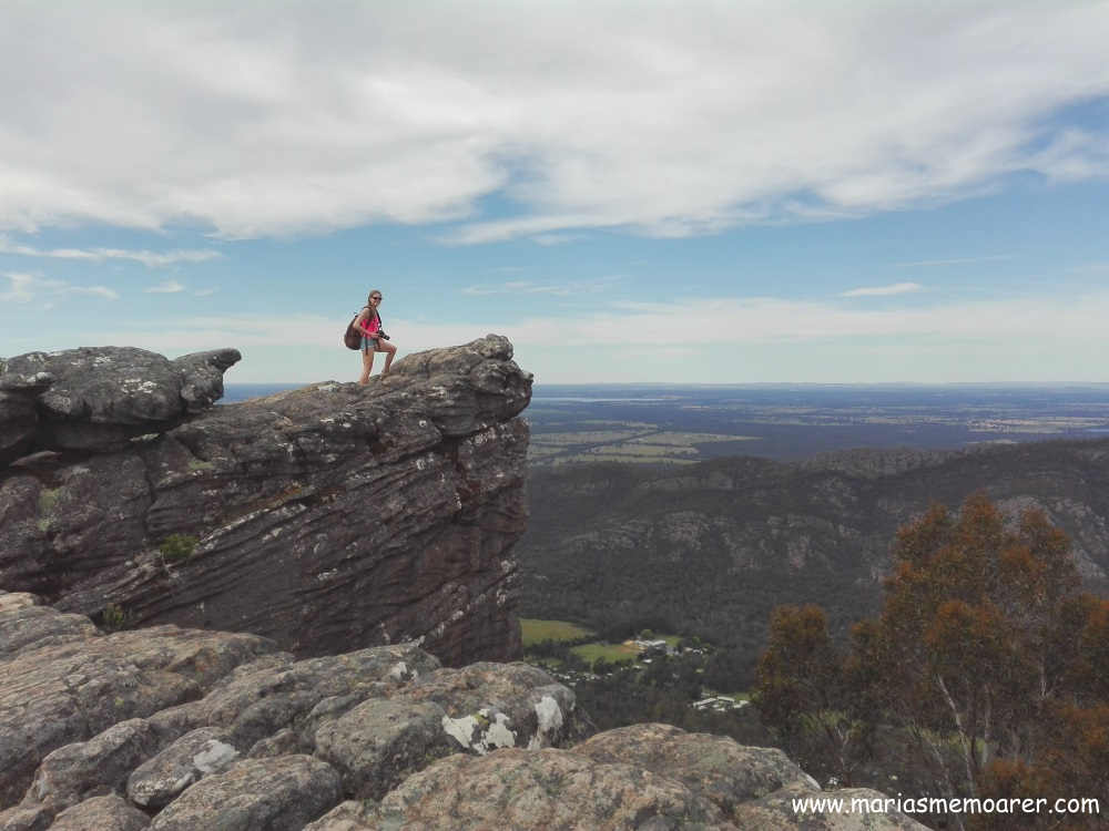 Grampians National Park, Pinnacle Lookout