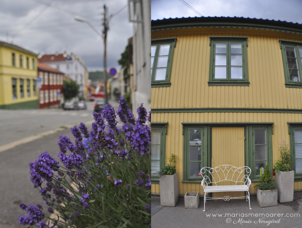 cute suburb in Oslo: Kampen