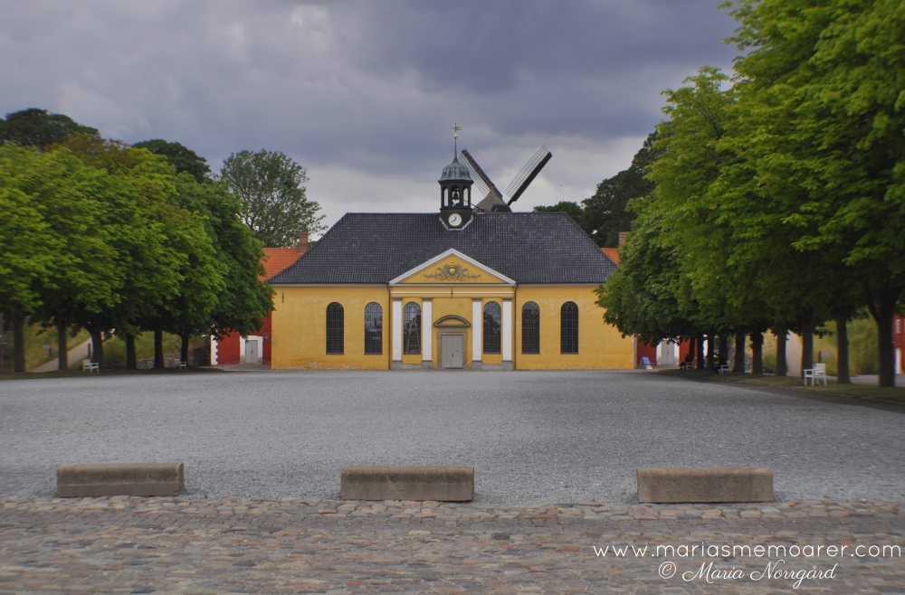 historical tourist attractions in Copenhagen - Kastellet / The Citadel