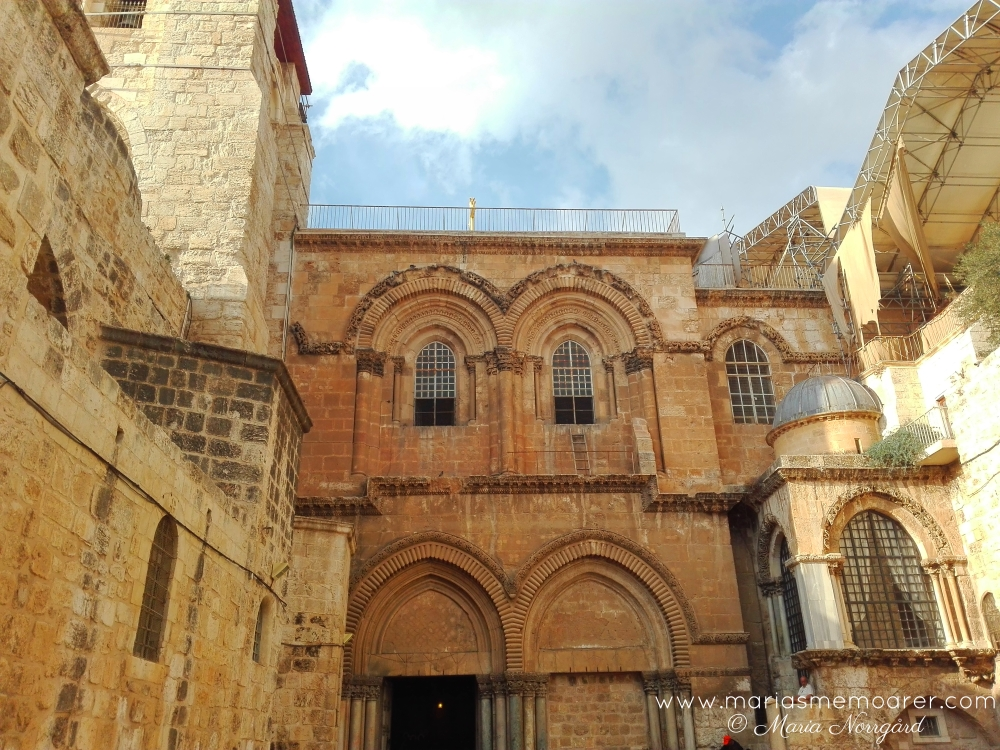 churches in the world - TheChurch of the Holy Sepulchre, Jerusalem