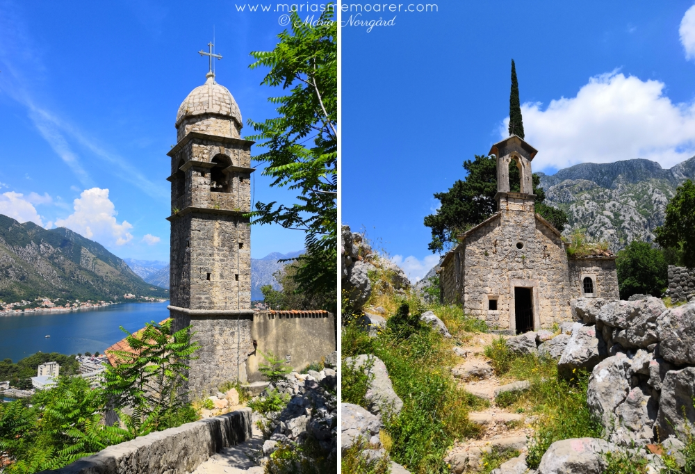churches in the world - Kotor Montenegro