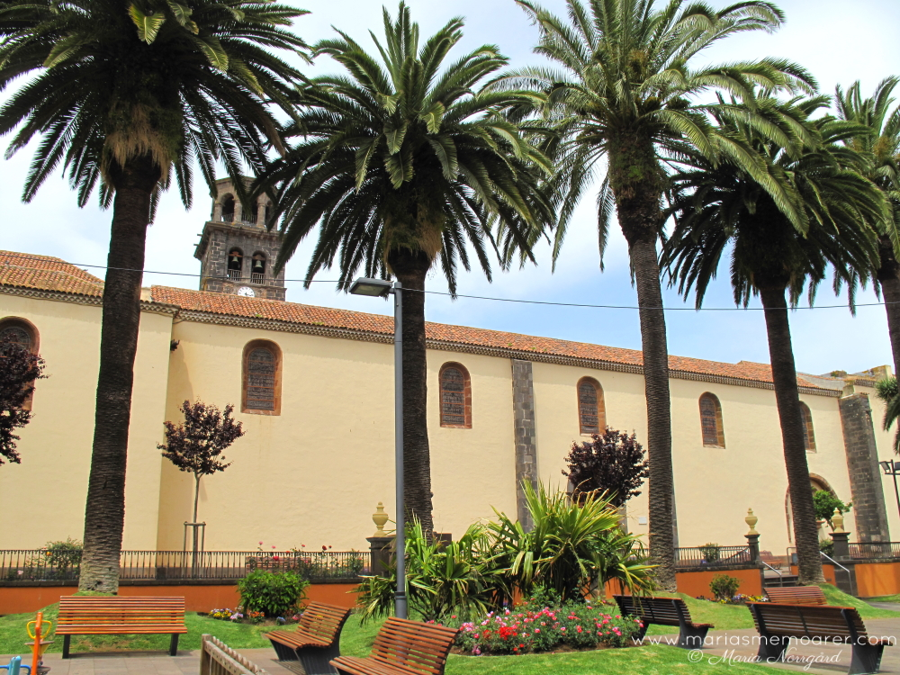 la laguna - cultural capital of Tenerife