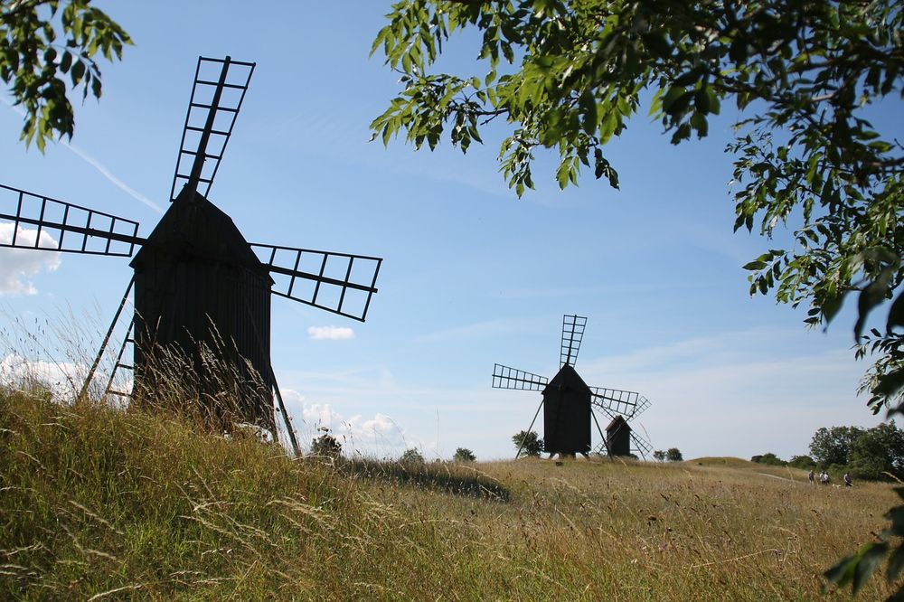 dream island destinations - Öland Sweden