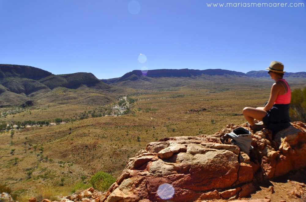 national park West Macdonnell Ranges, Northern Territory Red Centre Australia