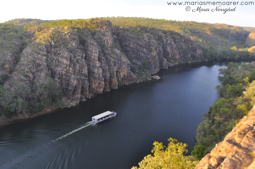 Nitmiluk National Park and Katherine Gorge, near Darwin, Australia