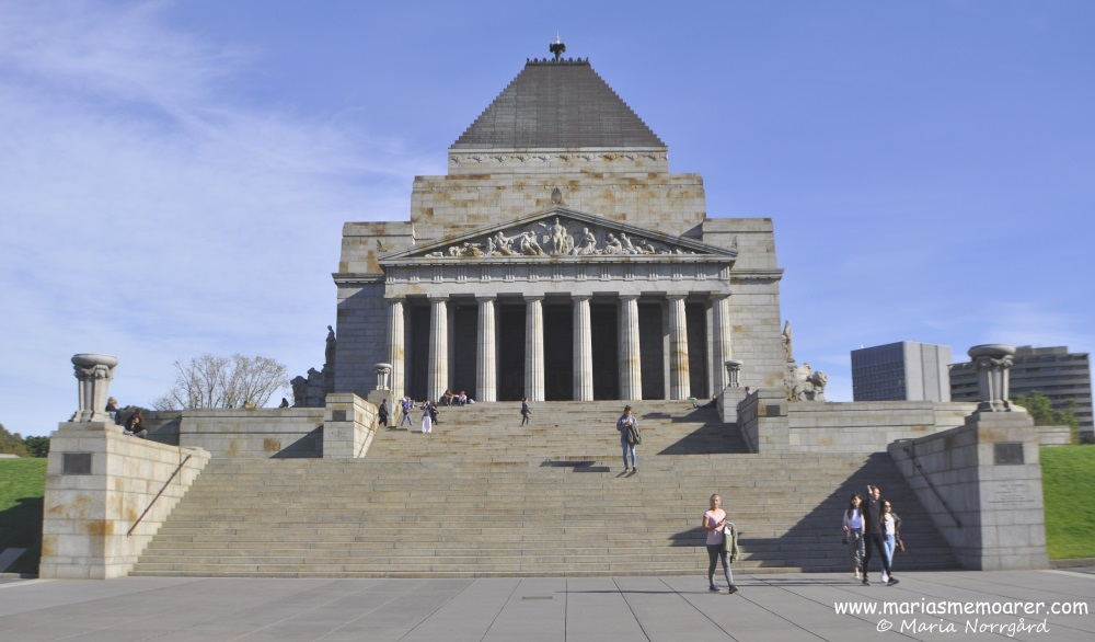 Visit Melbourne - Shrine of Remembrance