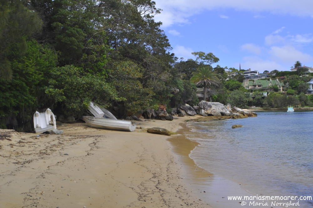 Less known things to do in Sydney - Hermitage Foreshore Walk Track