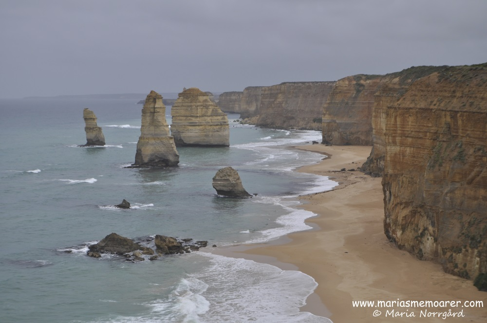 12 Apostles on The Great Ocean Road, Victoria, Australia