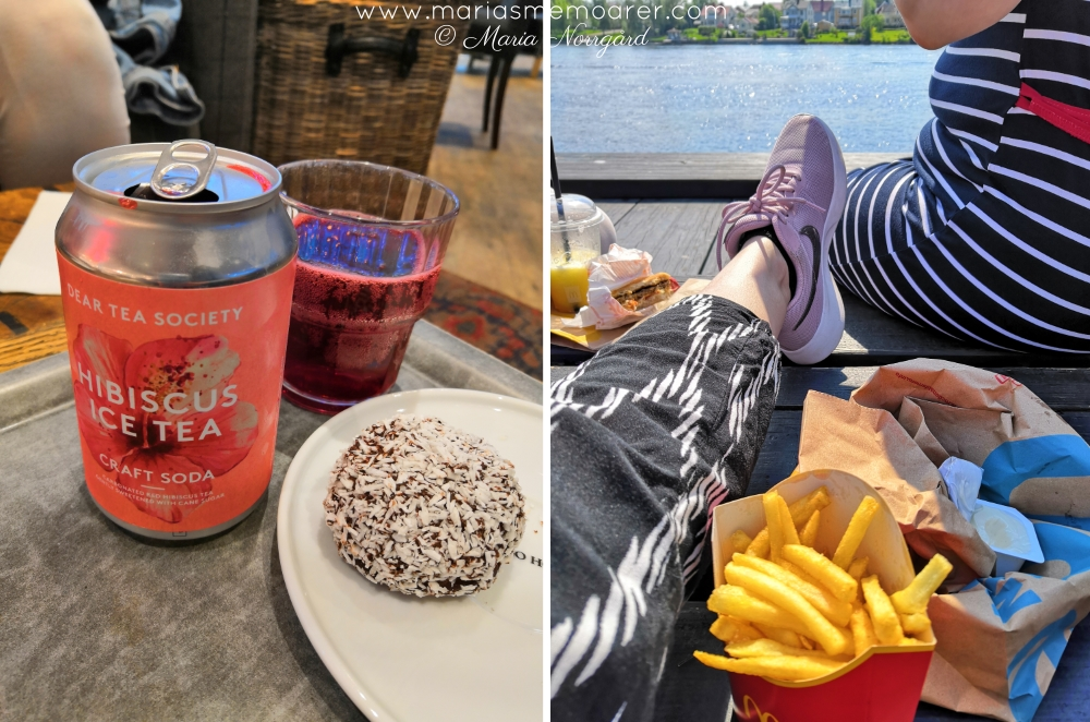 Umeå: Swedish fika and chilling by the Ume river