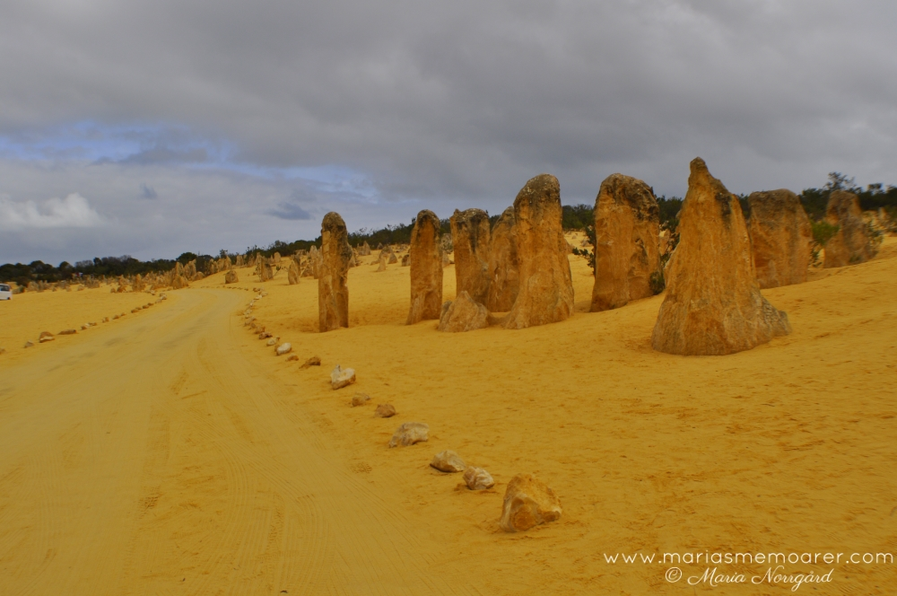The Pinnacles - Nambung National Park, Western Australia
