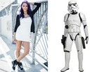 glam geek stormtropper