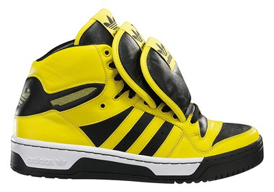 Jeremy Scott sneakers