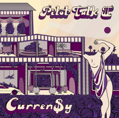 Curren$y - Pilot Talk II Cover