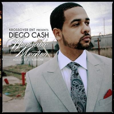 Diego Cash - Honorable Mention Cover