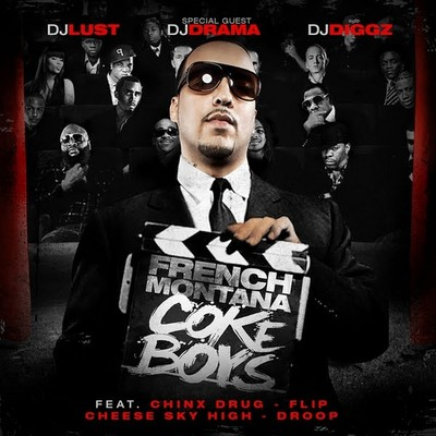 French Montana Mixtape Cover