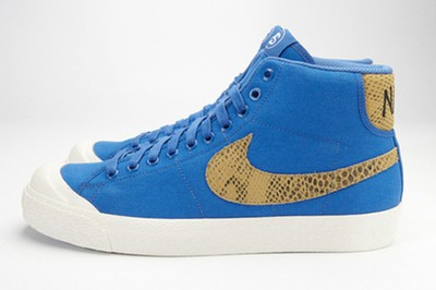 Nike Stussy All Court Mid